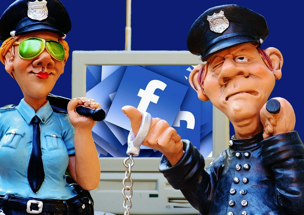 Sicherheit in Facebook