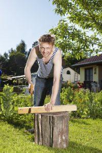 Zielgruppe Heimwerker Holzbau